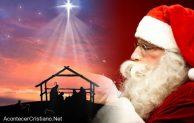 Padres no deben sustituir el Evangelio de Jesús por Santa Claus, dice pastor