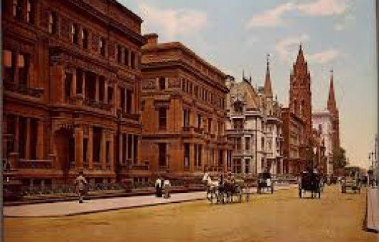 Desde el año 1900